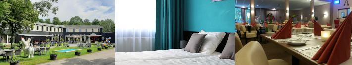 Overnachting hotel One Night Cheque - Hotel de Elderschans