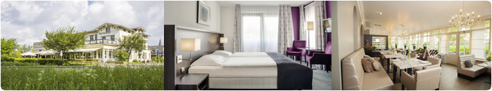 Overnachting hotel Duocheque - Hampshire Avenarius
