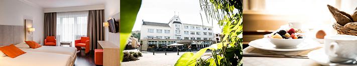 Overnachting hotel Duocheque - Hampshire Hotel Restaurant Voncken Valkenburg