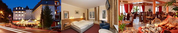 Overnachting hotel Duocheque - Belle Vue Comfort