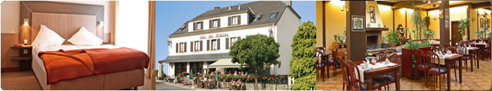 Overnachting hotel One Night Cheque - Des Ardennes