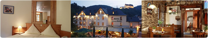 Overnachting hotel One Night Cheque - Petry