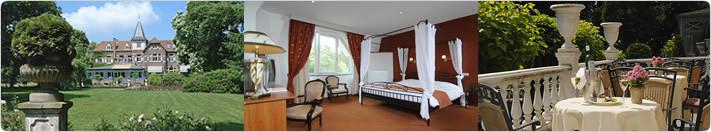 Overnachting hotel Duocheque - Kasteel Wurfeld