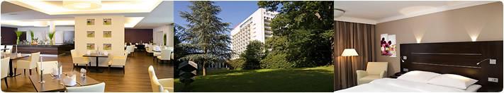 Overnachting hotel Duocheque - Mercure Luedenscheid