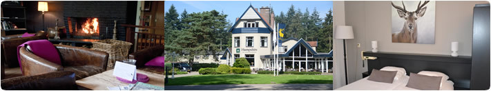 Overnachting hotel One Night Cheque - Veluwe Hotel Stakenberg