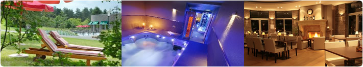Overnachting hotel One Night Cheque - Vakantie en Wellnessdomein Dennenheuvel